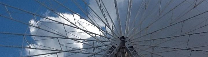 Reach new heights with the University of Kent: the Kent Wheel opens