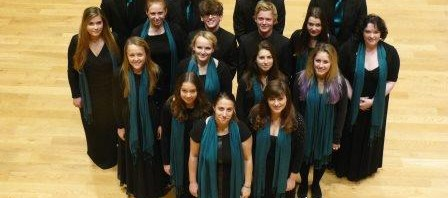 Then Comes The Day: Chamber Choir Crypt Concert this Friday