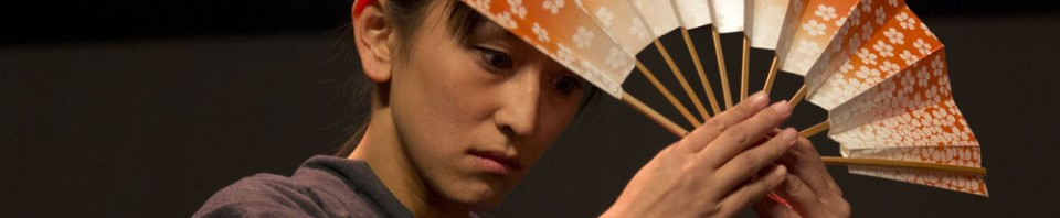 Exploring the world of Hiroshige's Tokaido Road: new chamber opera comes to Kent