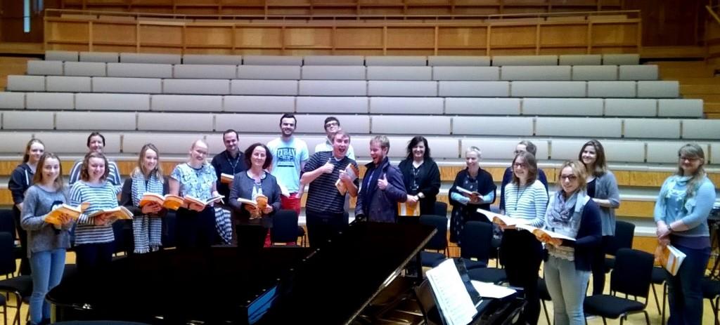 Cecilian Choir 2015