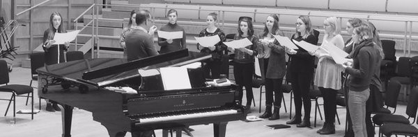 Minerva Voices weekend rehearsal: gallery