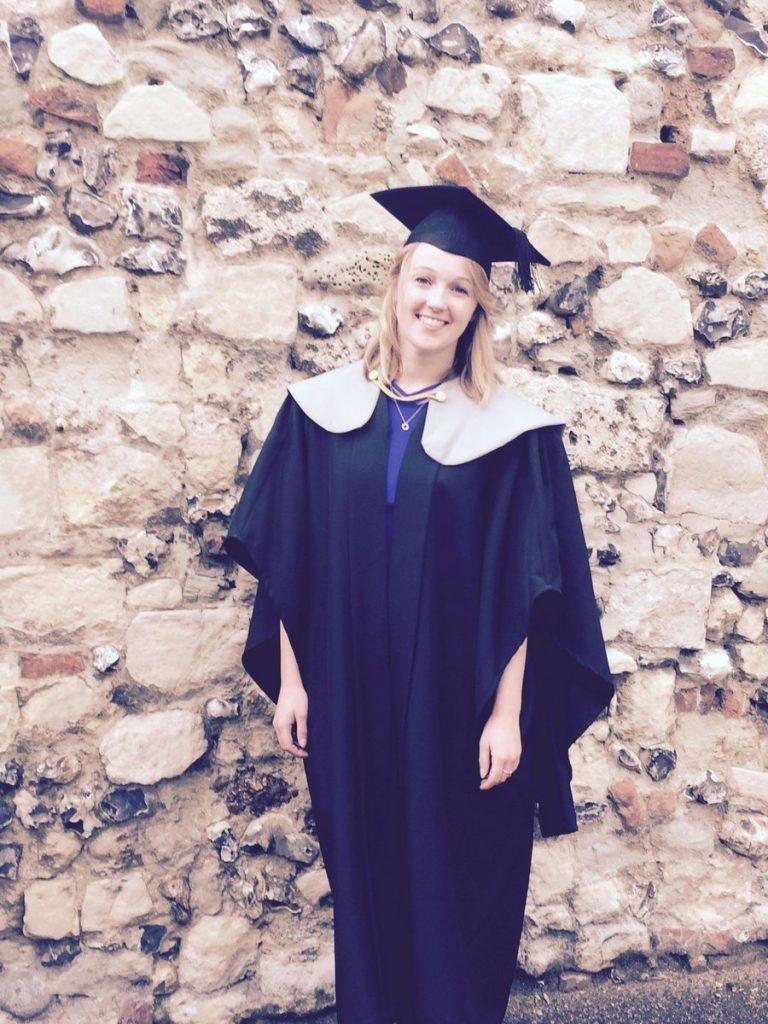 Caped crusader for choral singing: Emma Wilder