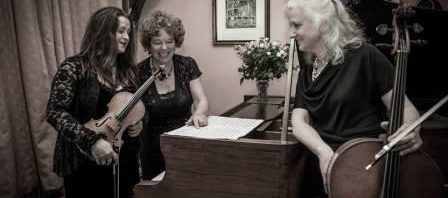Lunchtime Concert series continues with Kentish Piano Trio next week