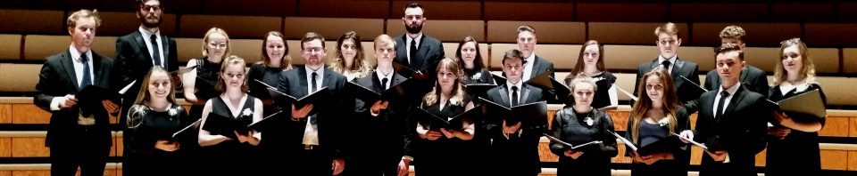 A carol for Epiphany: the University Chamber Choir