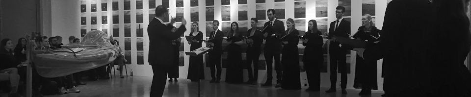 Image Gallery: Chamber Choir #EarBox and Breathing Space events