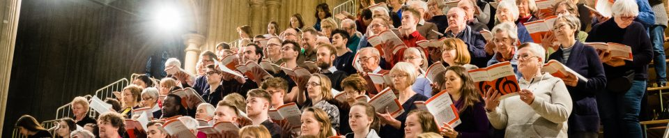 Heroic endeavours in annual Cathedral concert