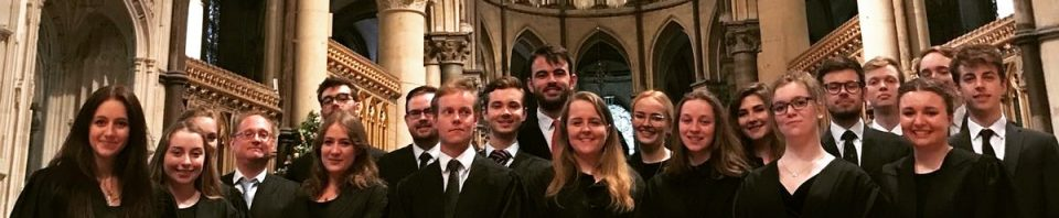 Chamber Choir take part in centuries-old tradition of Choral Evensong