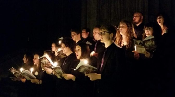 Old and New and the Carol Service: University music in action