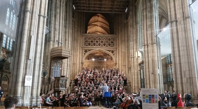 In pictures: Colyer-Fergusson Cathedral Concert