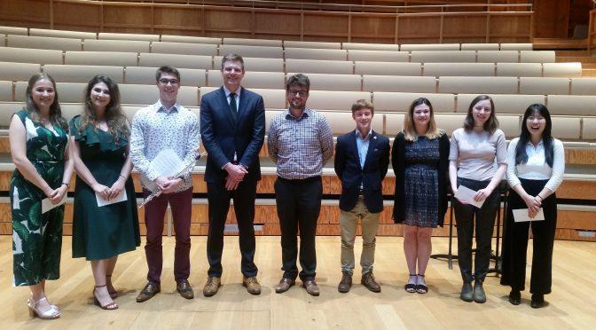 University Music Prizes 2019