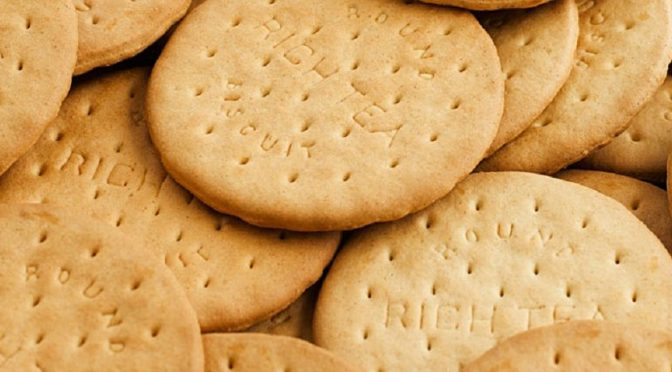 The Danger of Working From Home: the Lure of the Biscuit Cupboard