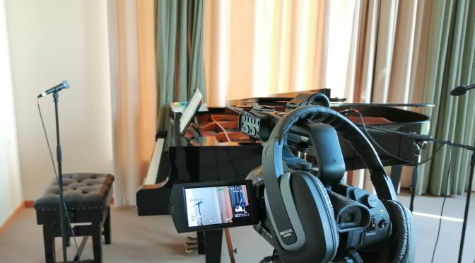 Online rehearsals bring music-making to life once more