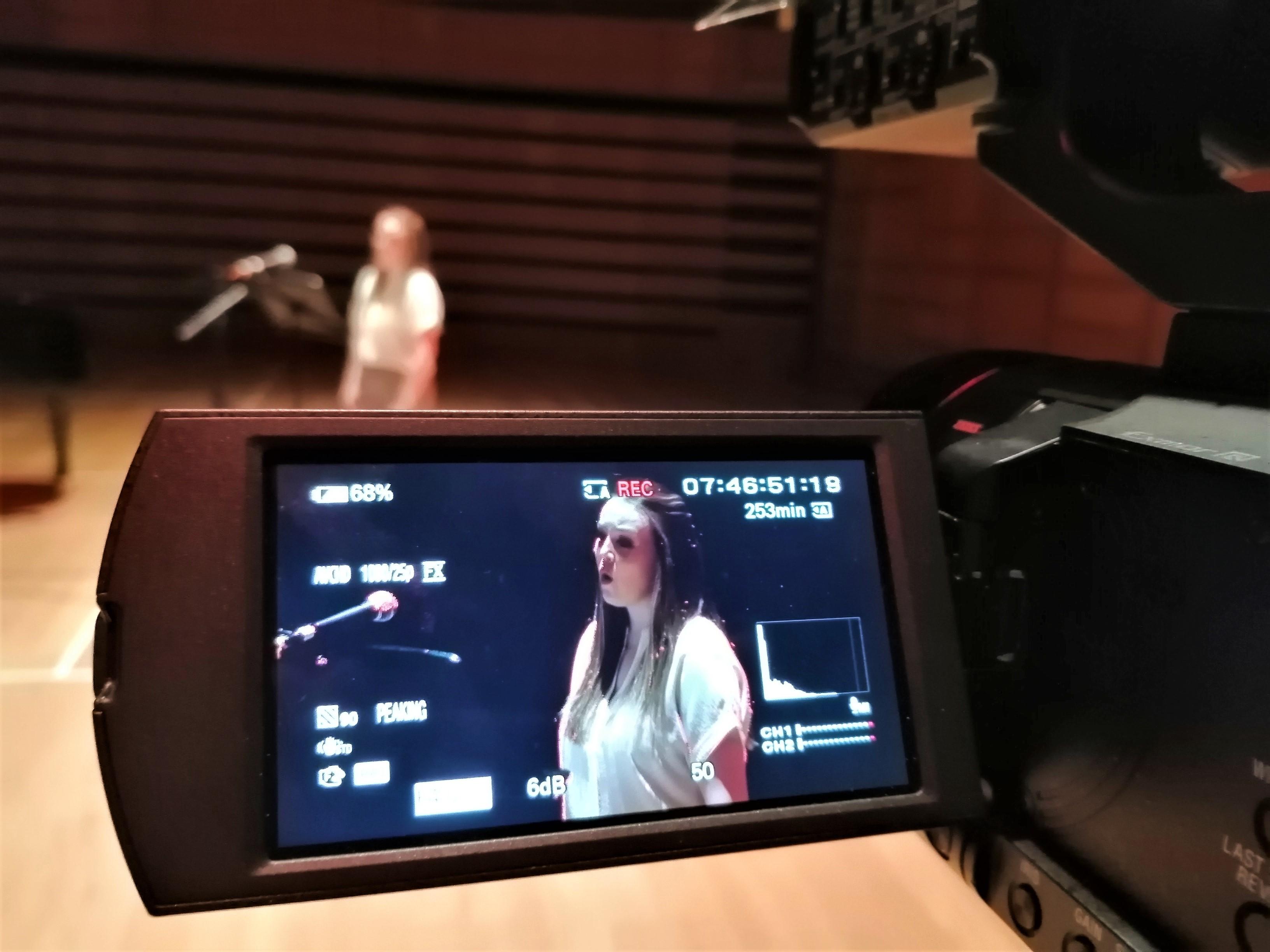 Scholars' Spotlight recital: Ellie Gould