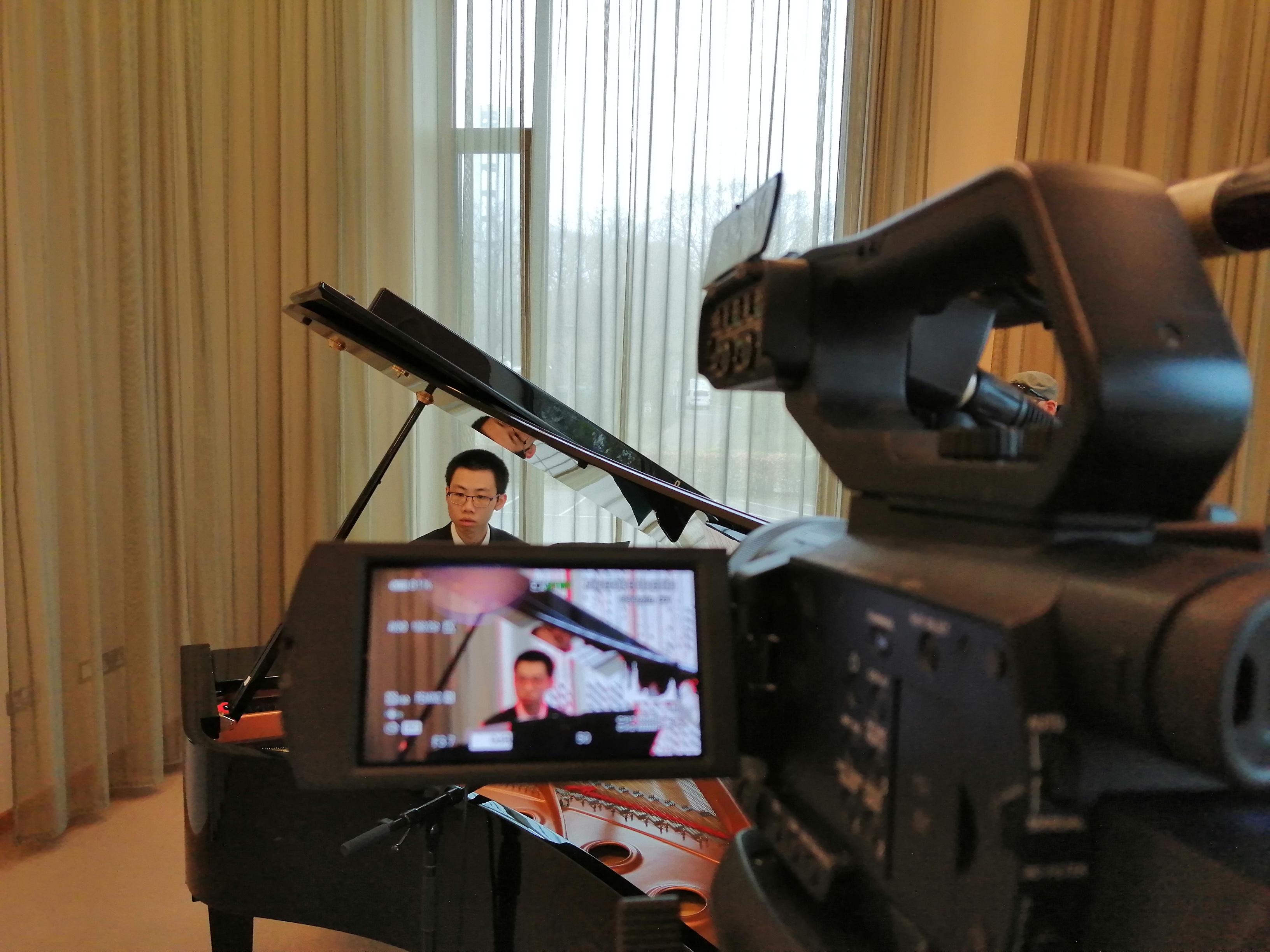Scholars' Spotlight: filming continues