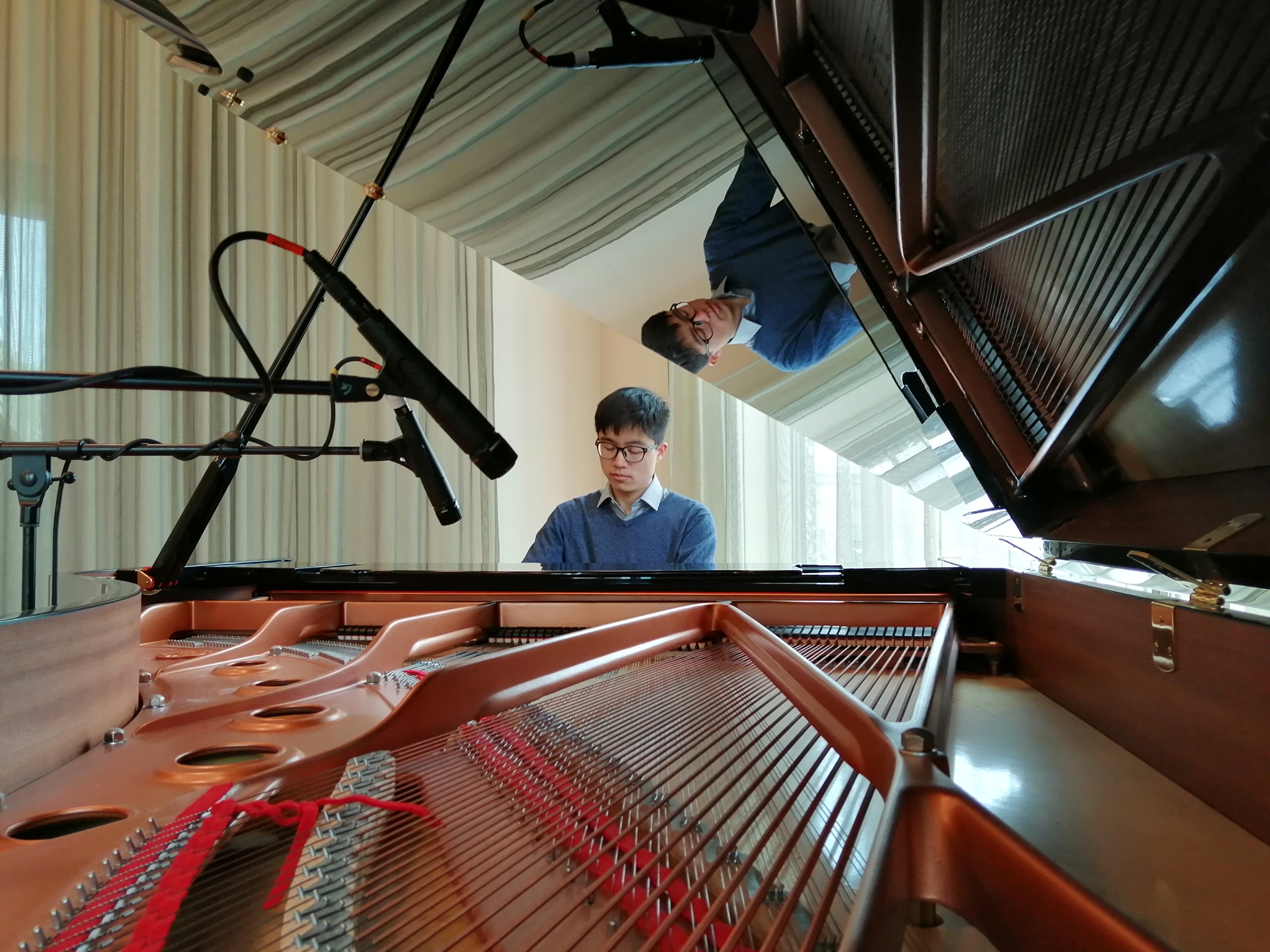 Scholars' Spotlight: Michael Lam plays Schumann
