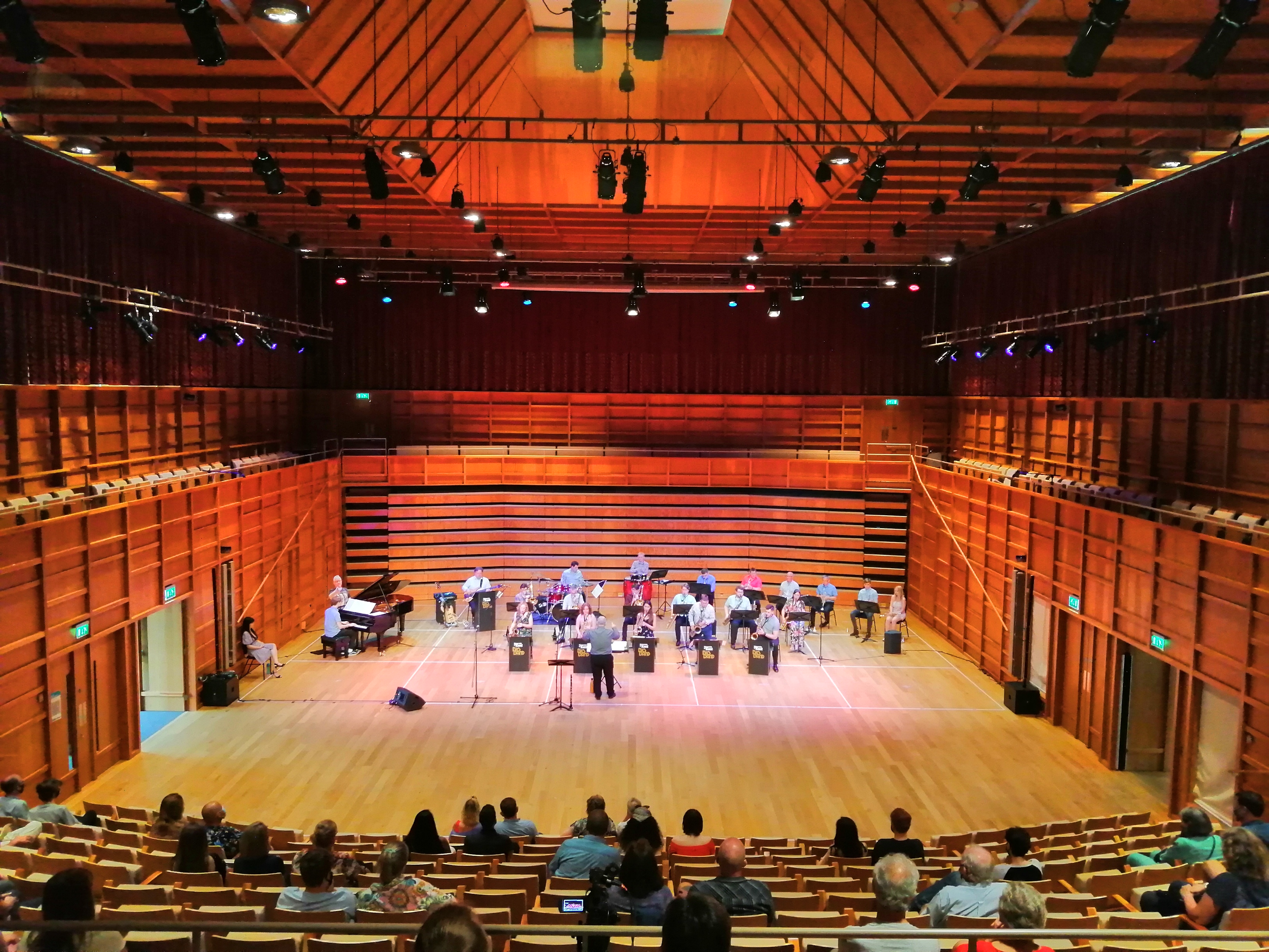 Summer Music Week: Big Band Sunday Swing and Scholars' Lunchtime Recital