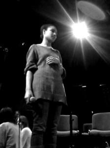 Ruby in rehearsal