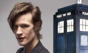 Matt Smith's Dr Who