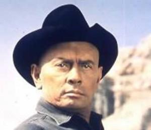 Yul Bryner in Westworld