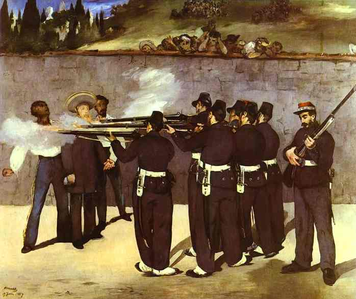 the-execution-of-the-emperor-maximilian-of-mexico-1868