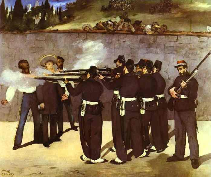 the-execution-of-the-emperor-maximilian-of-mexico-1868
