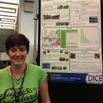 My poster presentation in London