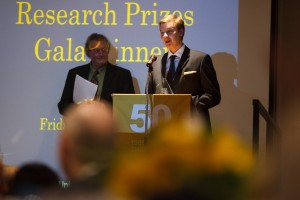 Igor Merheim-Eyre wins the 2014/15 Research Prize for Postgraduate Research