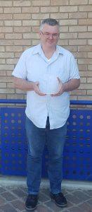 Dr Sean Molloy - Susan Strange Book Prize winner