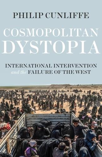 Book cover of Cosmopolitan Dystopia