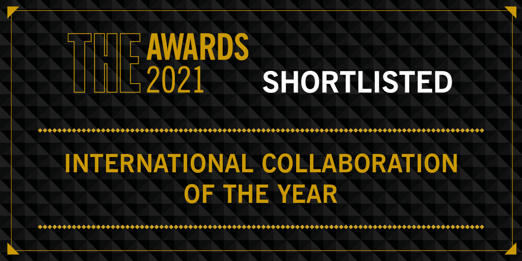 The Global Challenges Research Fund (GCRF) COMPASS project, led by the universities of Kent and Cambridge has been shortlisted for the International Collaboration of the Year at the Times Higher Education (THE) Awards 2021.