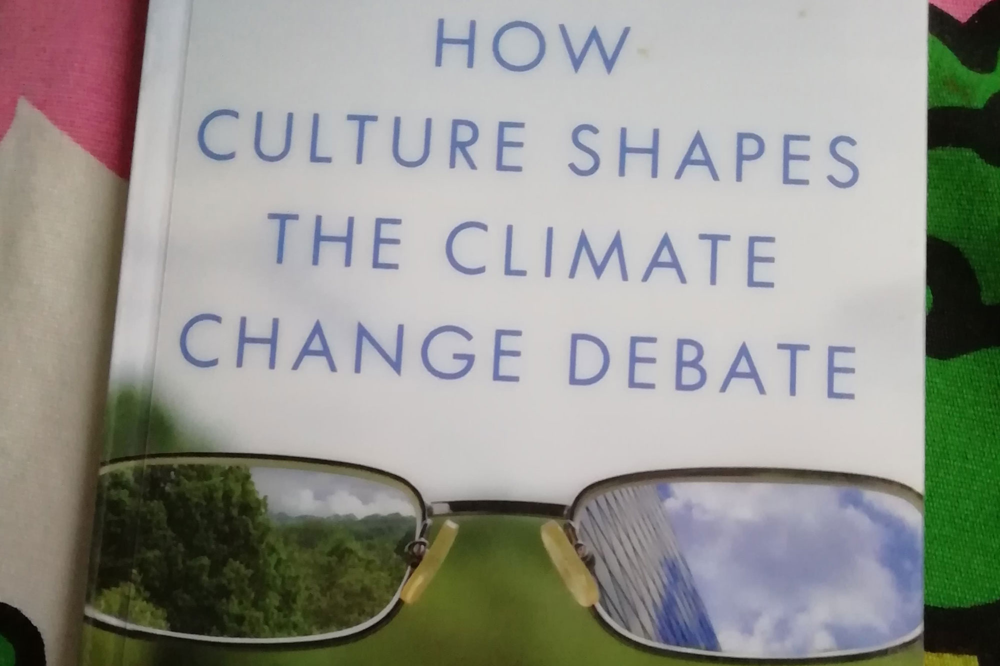 How Culture Shapes The Climate Change Debate by Andrew J. Hoffman front cover