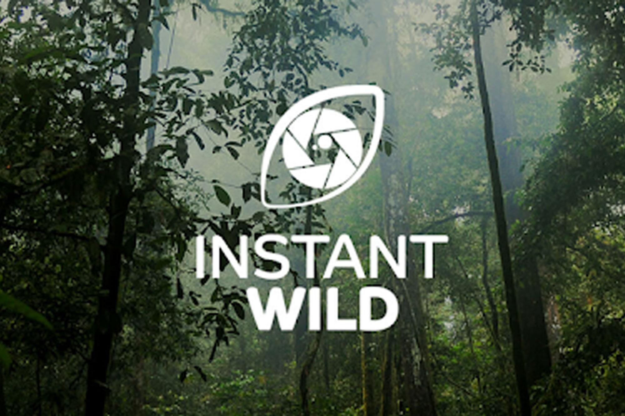 ZSL Instant Wildlife logo