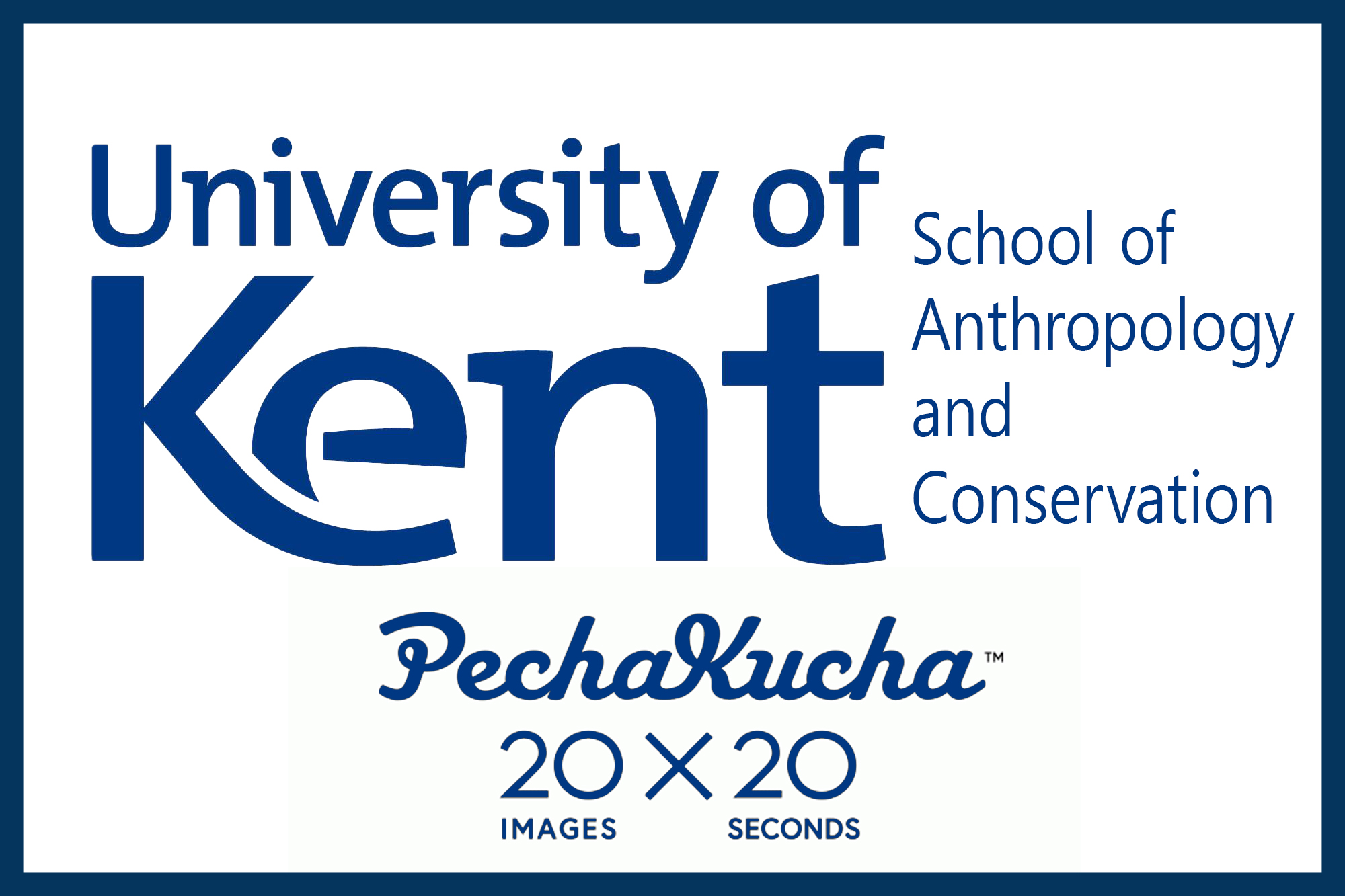 PechaKucha: 20 images x 20 seconds