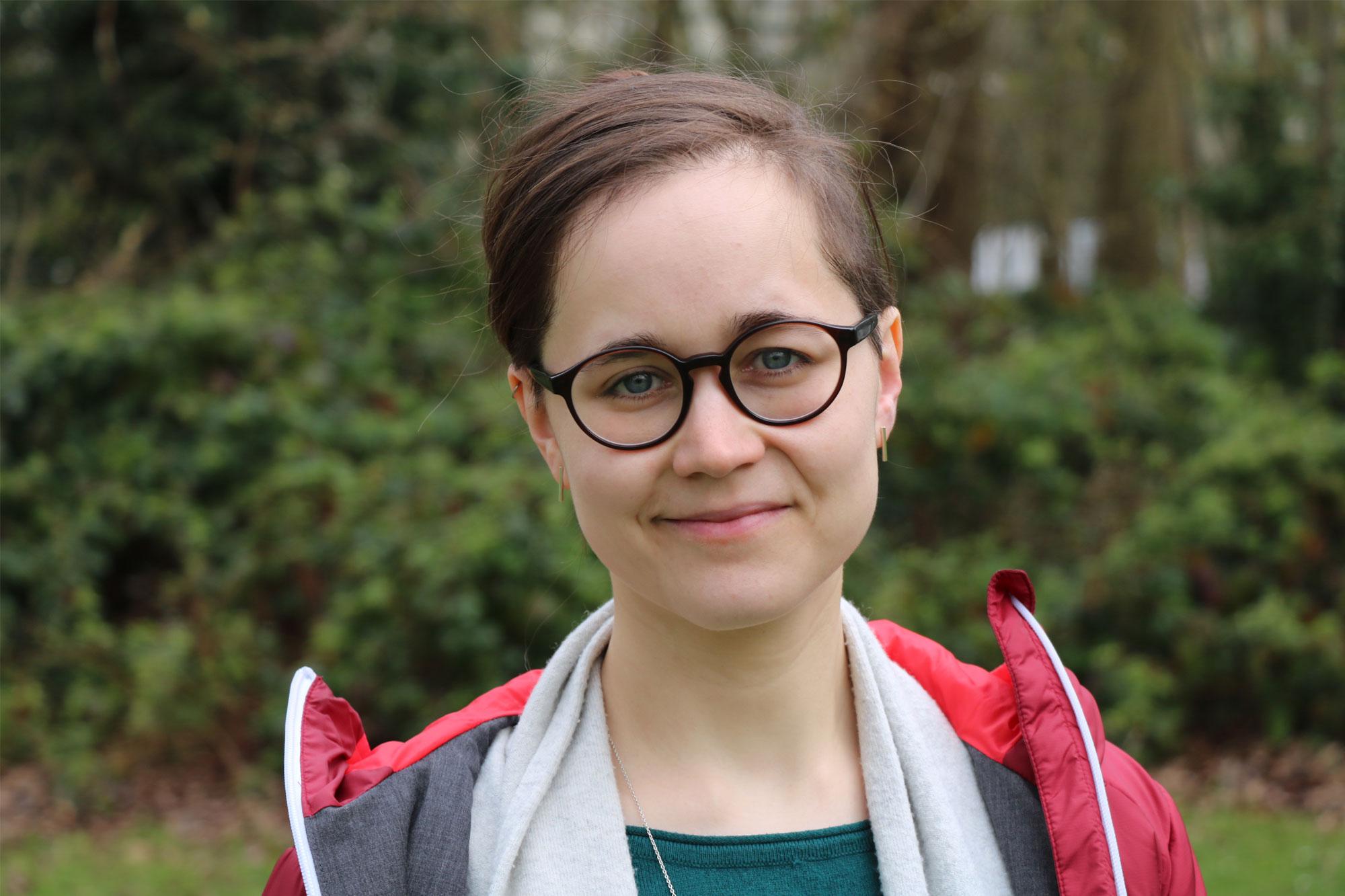 Dr Maria Voigt