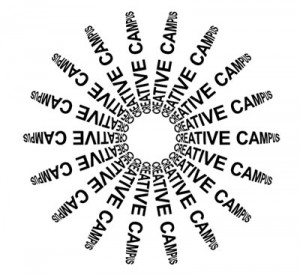 The logo of the University of Kent's Creative Campus initiative.