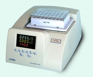 An image of a Polymerase Chain Reaction (PCR) machine.