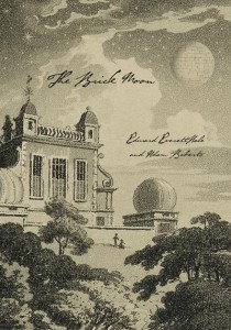 Cover of the newly published edition of The Brick Moon