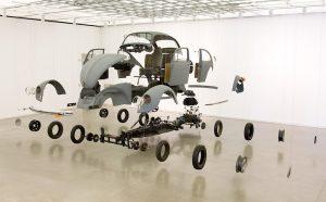 Damián Ortega - Cosmic Things, 2002
