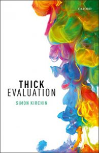 Cover of Think Evaluation by Simon Kirchin