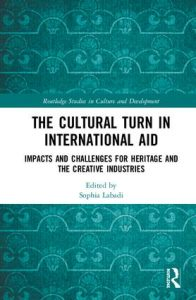 The Cultural Turn in International Aid book cover