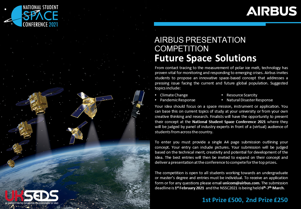 Airbus Presentation Competition