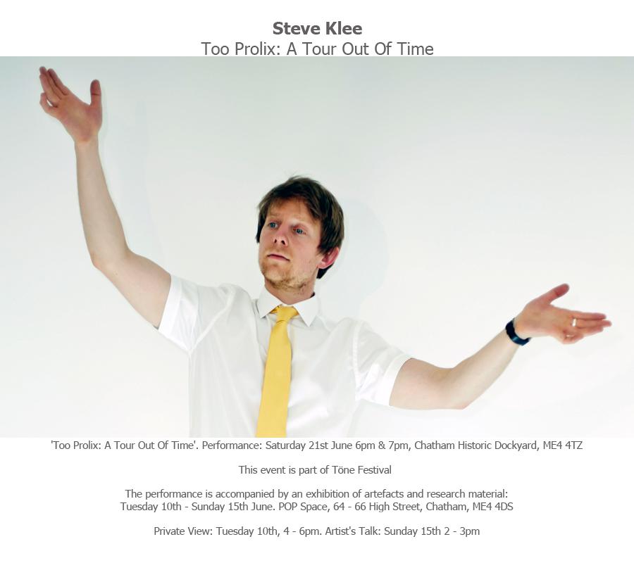 Steve Klee_Tone