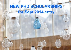 NEW phd scholarships kent