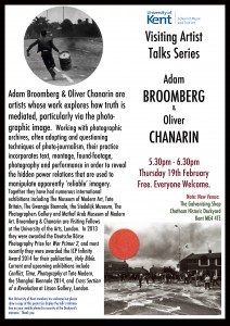 Broomberg and Chanarin poster