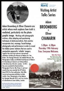 Broomberg and Chanarin poster