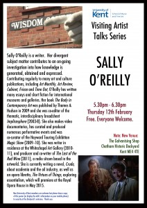 sally o'reilly poster