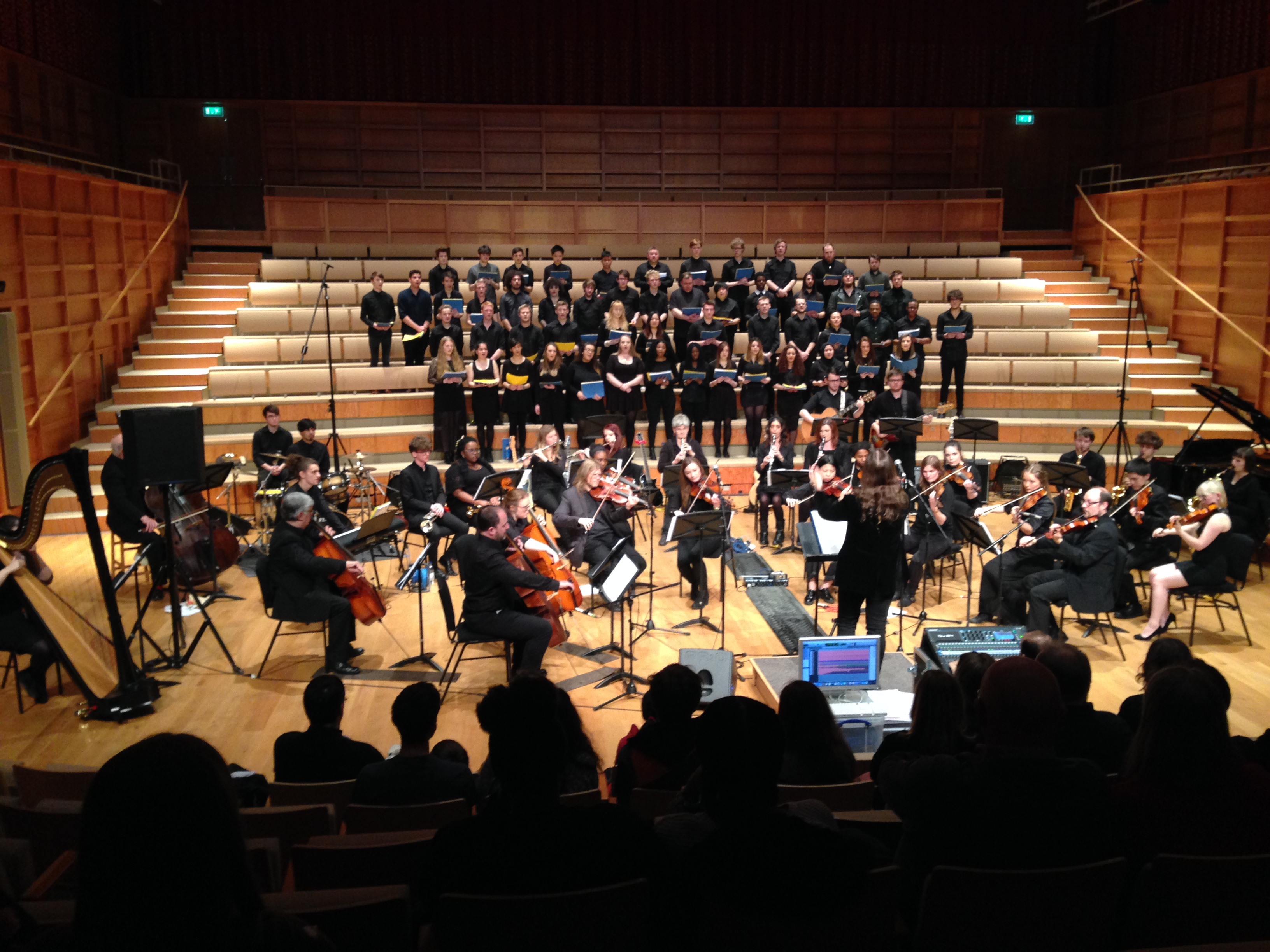 On Wednesday 14 December, 2016 at 7.30pm the University of Kent Choir and Orchestra (Medway) will be performing Vaughan Williams' Fantasia on Christmas ...