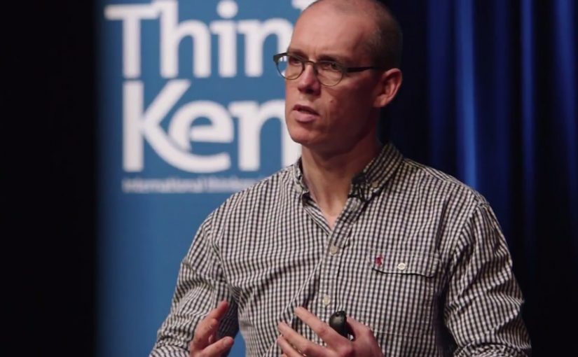 Professor Paul Sweeting discusses the Future of the UK State Pension in new Think Kent Lecture