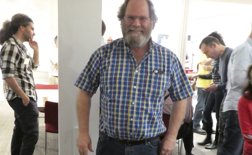 Prof. Peter Clarkson celebrates 60th birthday at workshop on 'Applied and computational complex analysis'