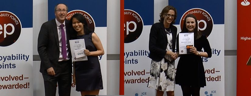 Actuarial Science Students Shine at Annual Employability Awards